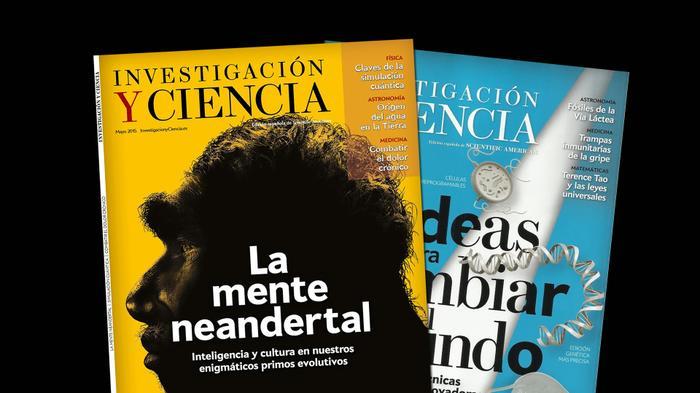 Investigación y Ciencia - Background