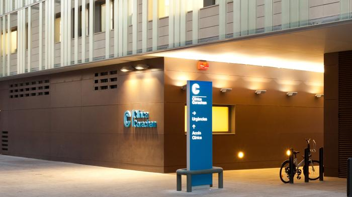 Clínica Corachan Barcelona - Fondo