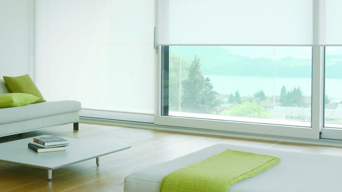 Protección solar de edificios Gravent - Fondo