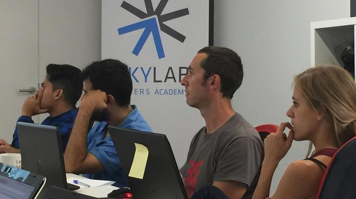 Skylab Coders Academy - Background