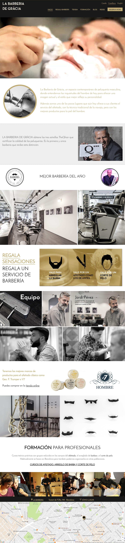 La Barberia de Gràcia - Inicio
