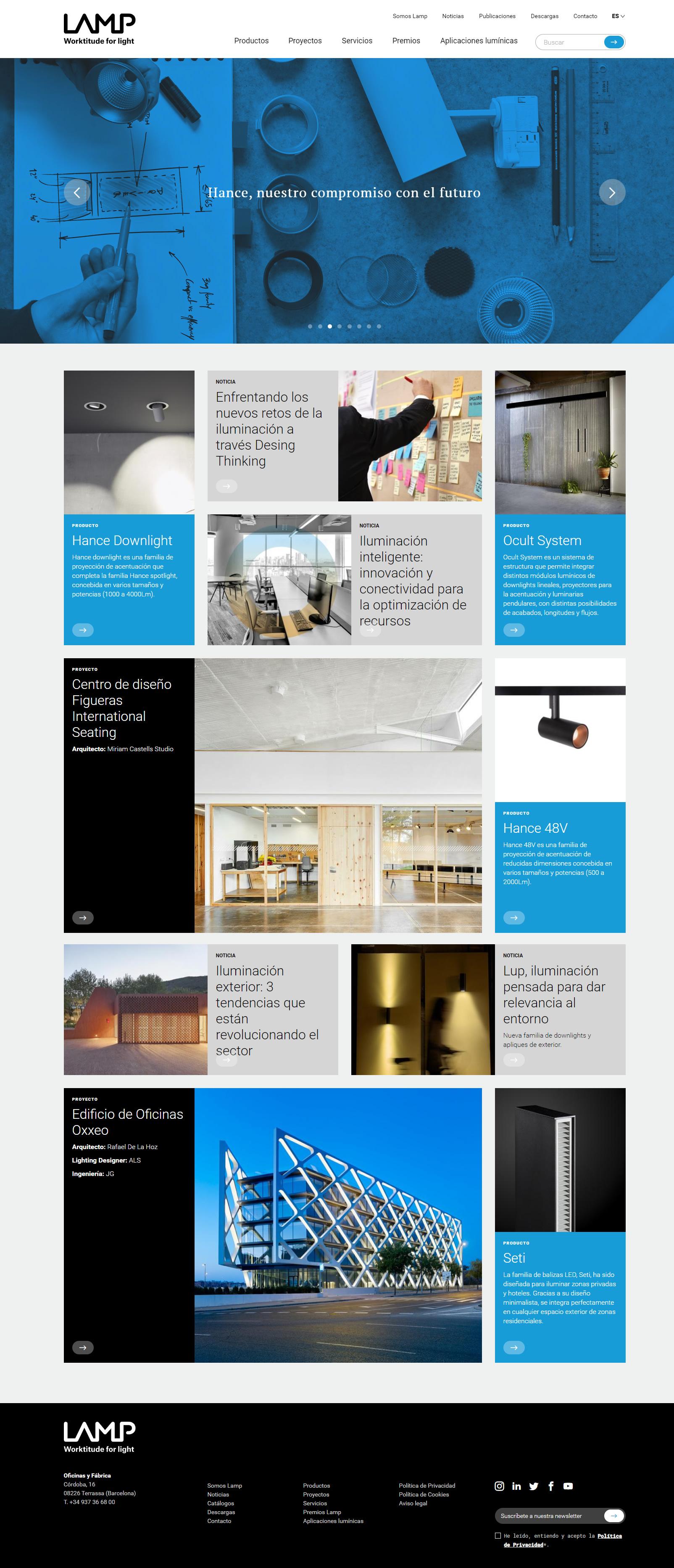 Lamp - Home