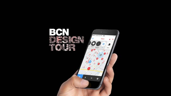 Barcelona Design Tour - Background