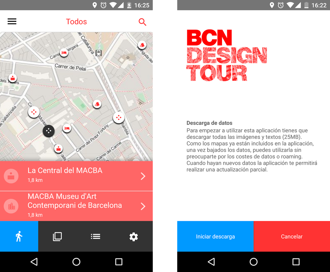 Barcelona Design Tour - Download