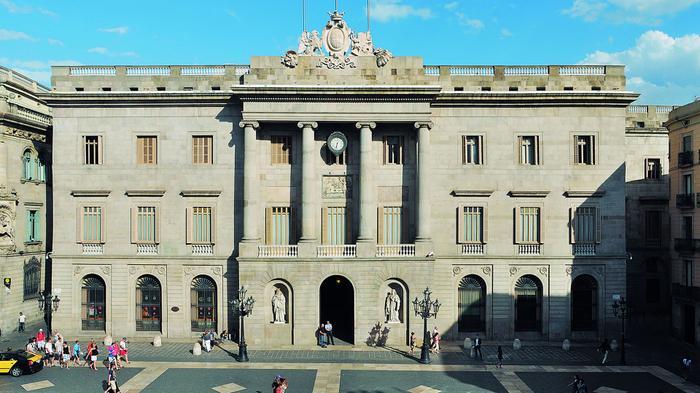 Ajuntament de Barcelona - Fondo