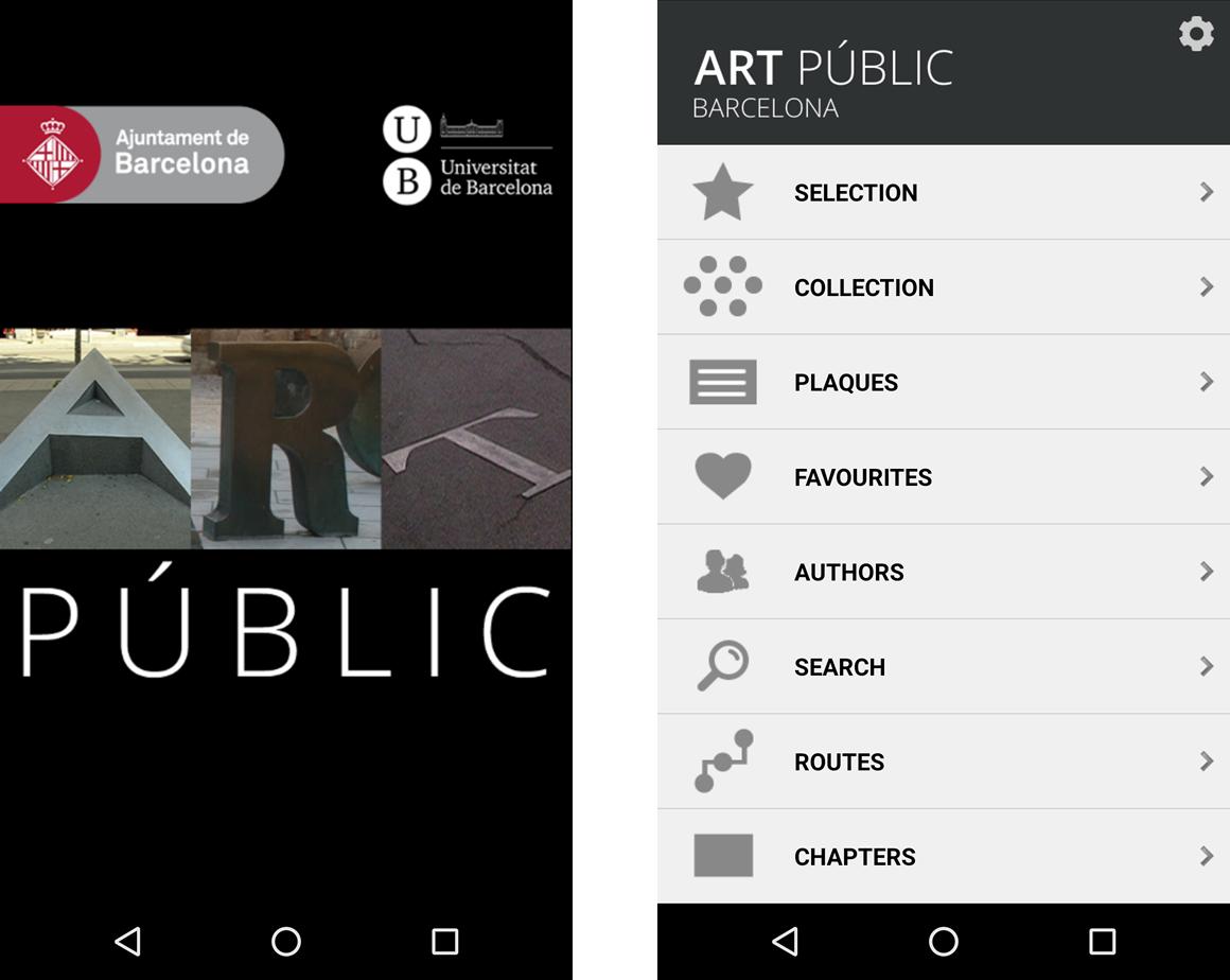Barcelona Art Públic - Inici