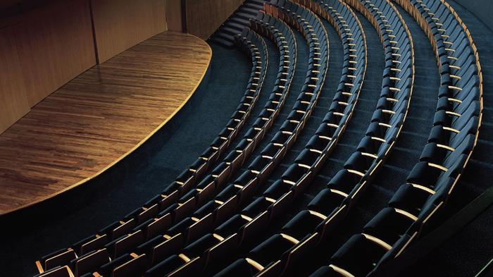 Teatre Auditori de Granollers - Cover